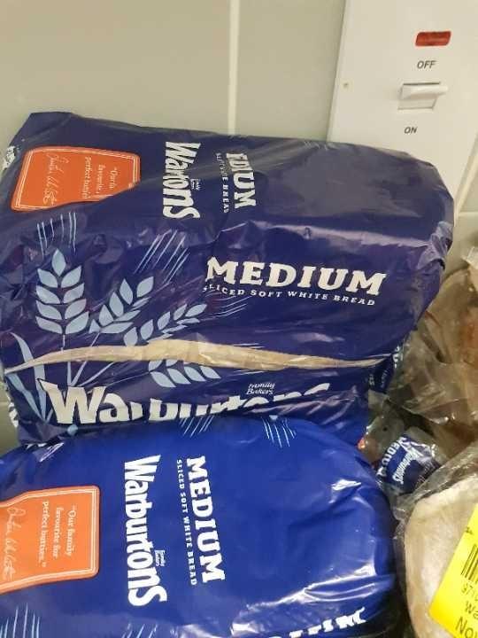 Medium loaf