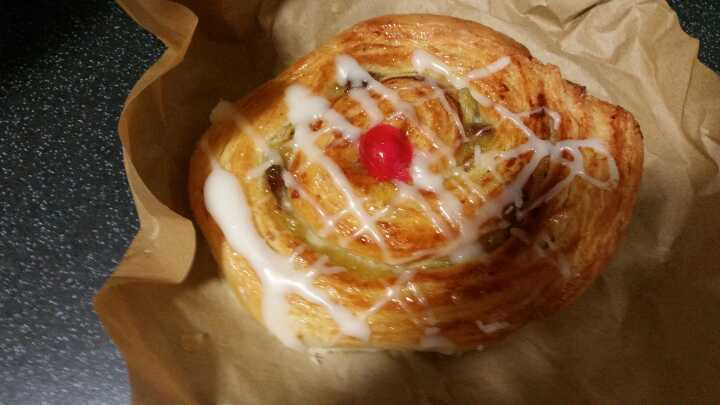 Danish pastry from Dandy