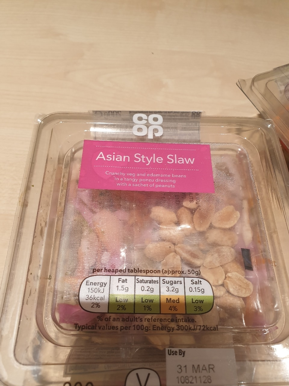 Asian Style Slaw