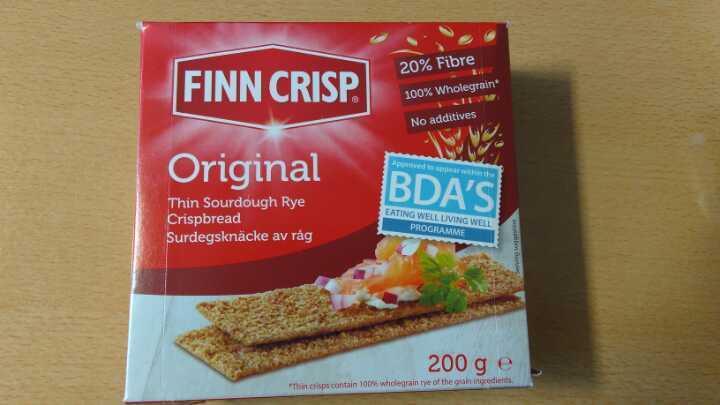 Yummy amazing Finn Crisps