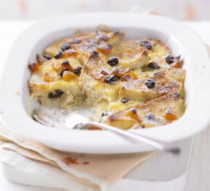 Aldi bread and butter pudding