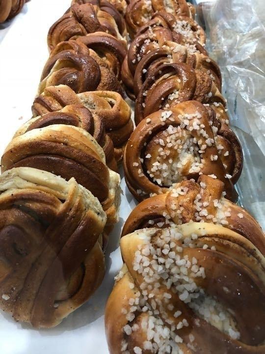 Soderberg bread/buns/scones