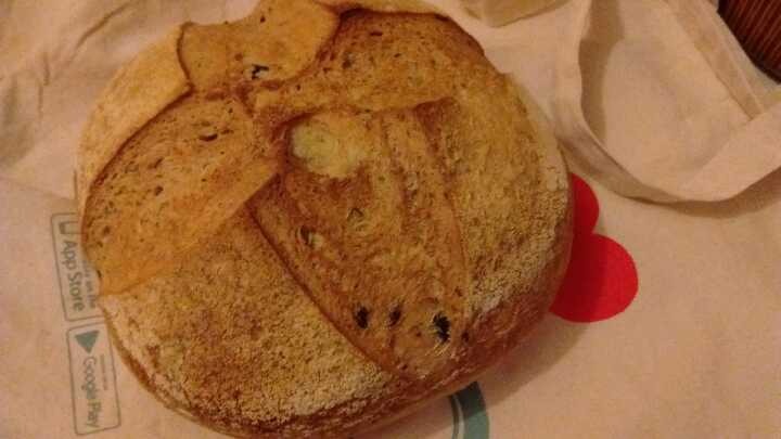 Artisan loaf