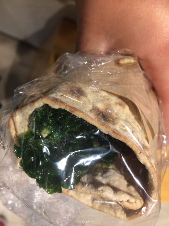 Vegan wrap