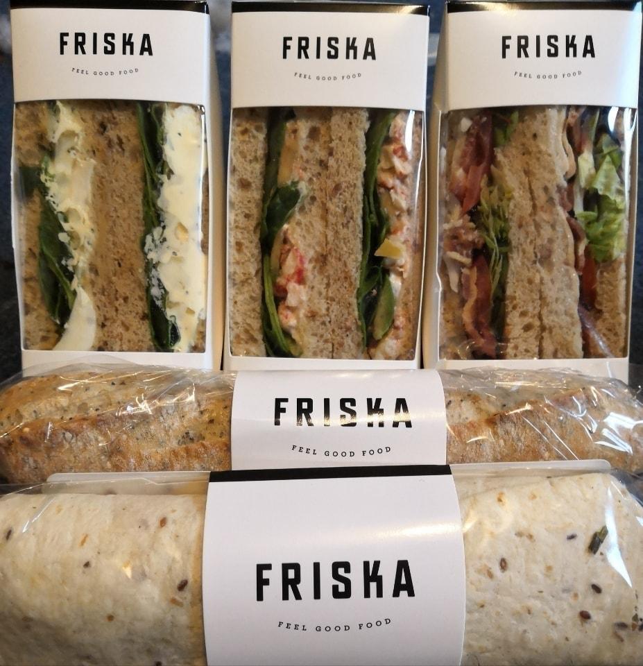 Friska (Vegan)
