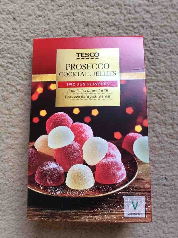 Jelly sweets - unopened