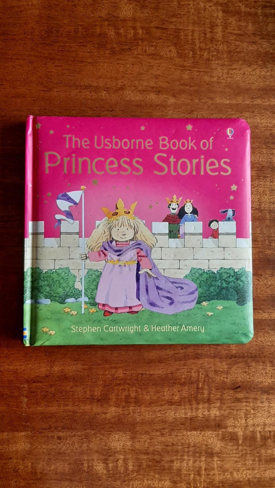 princess stories 📚