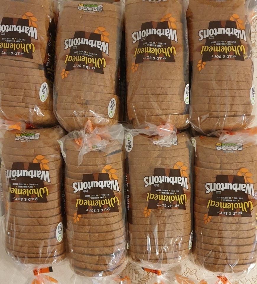 Warburton wholemeal bread