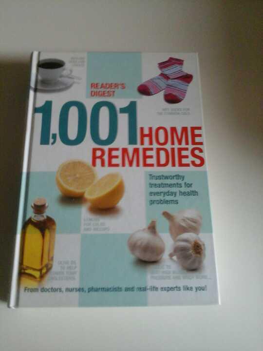 1001 home remedies