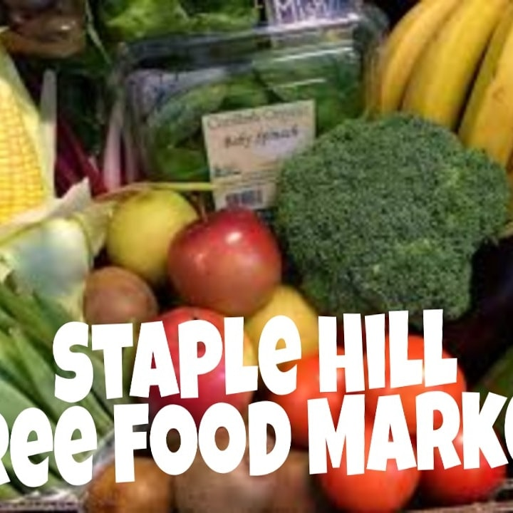 Staple Hill Free Food Market