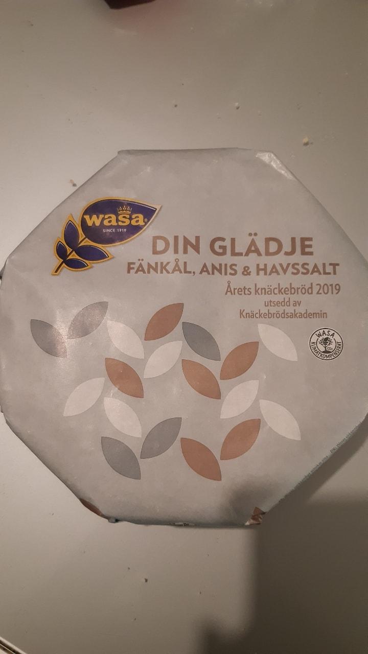 Wasa - hard bread