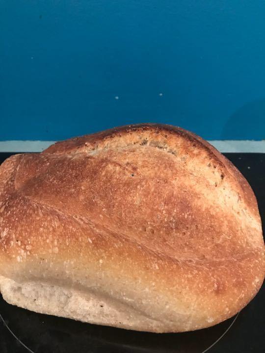 Organic Sourdough Loaf