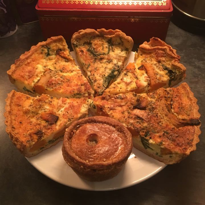 🥧 Quiche Slices and Pies UPDATED🥧