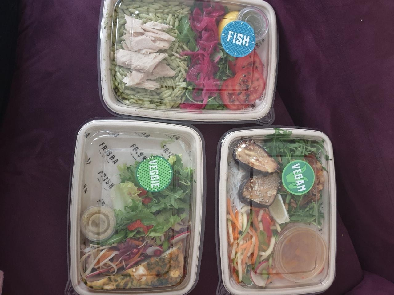 Friska Salads