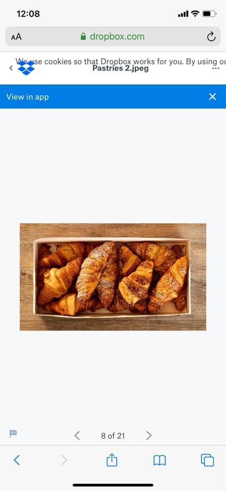 Gluten Free Bread (Pret)