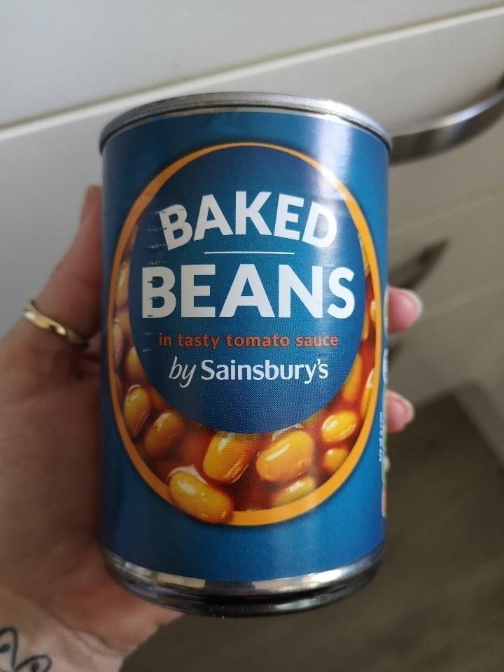 Baked beans /jan 2022