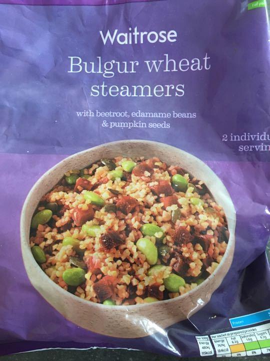 Bulgar Wheat Steamer Bag