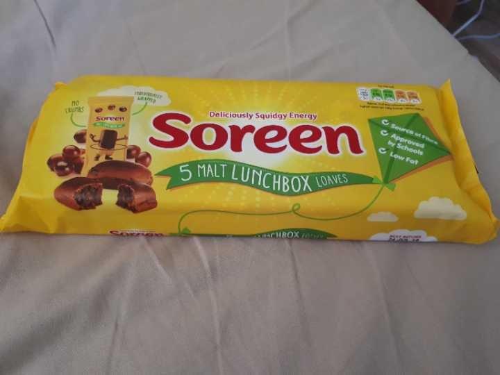 Soreen Malt Loaves