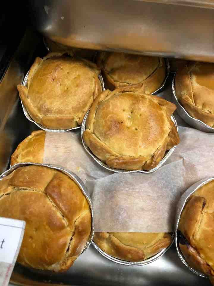 Loads of pies!