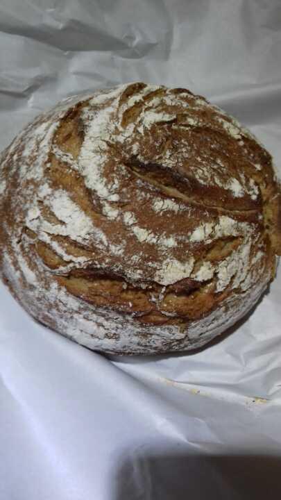 German Krustenbrot (rye bread)