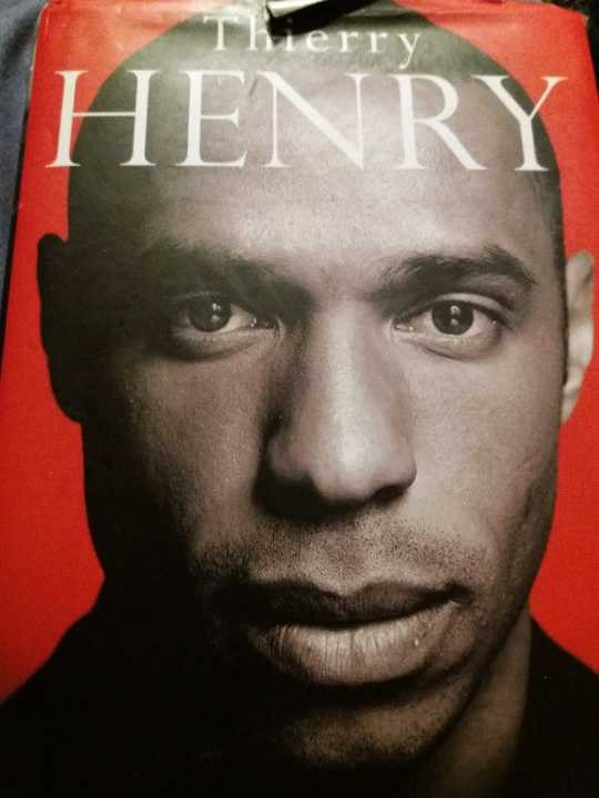 Thierry Henry Auto-Biography