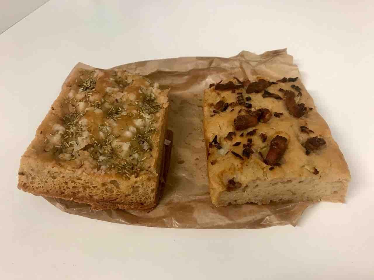 Glutenfree bruschetta from Happy Atelier
