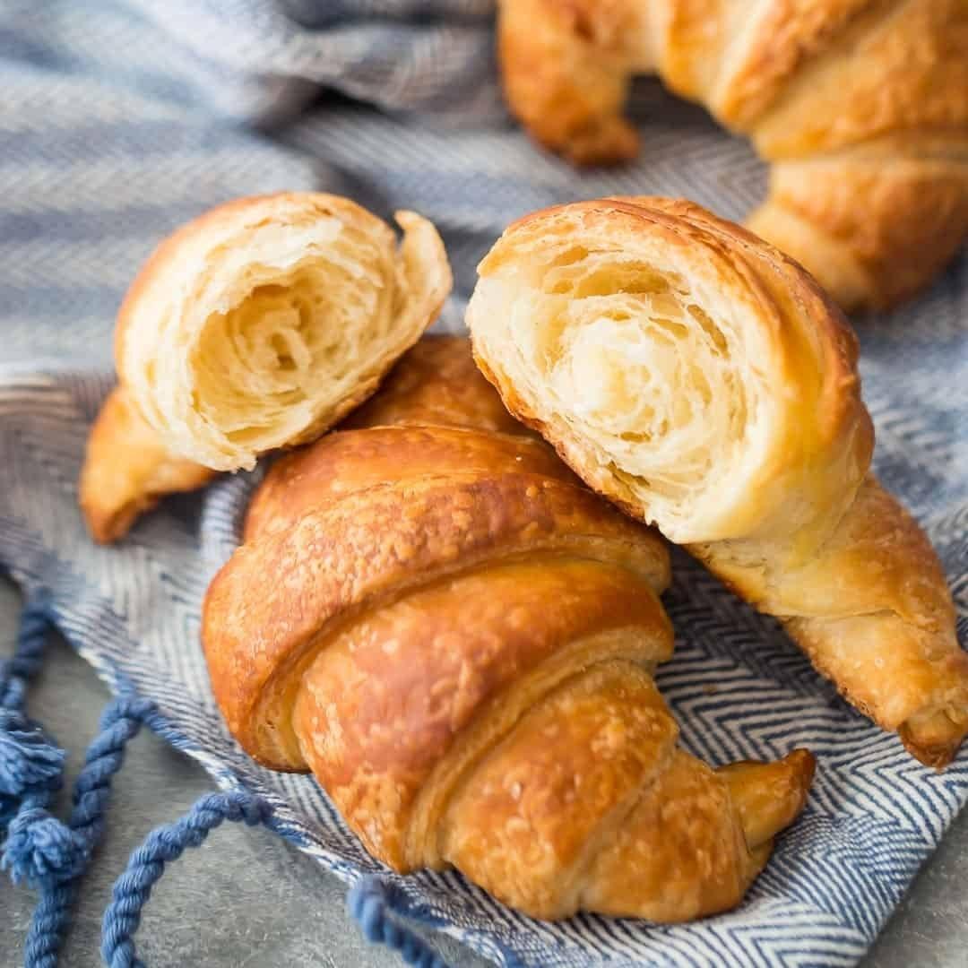 Fresh Baked Croissants 🥐