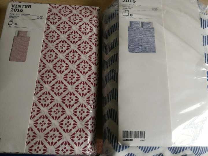 IKEA linen