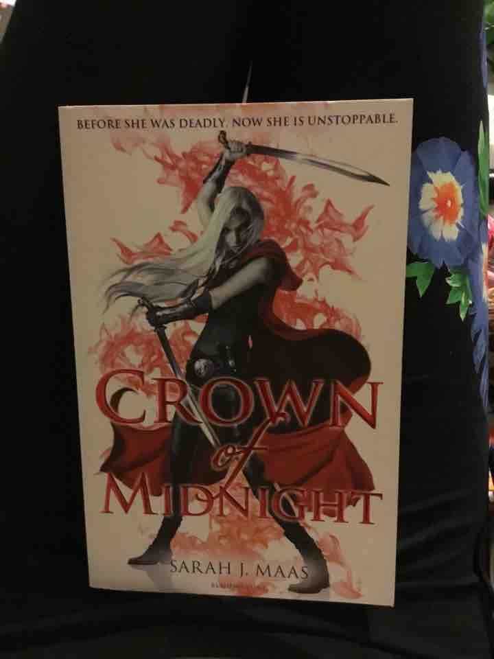 Crown of midnight - Sarah J.Maas