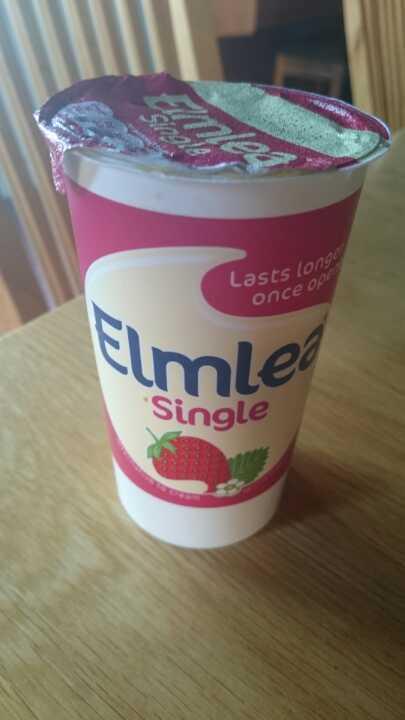 Elmlea single - opened