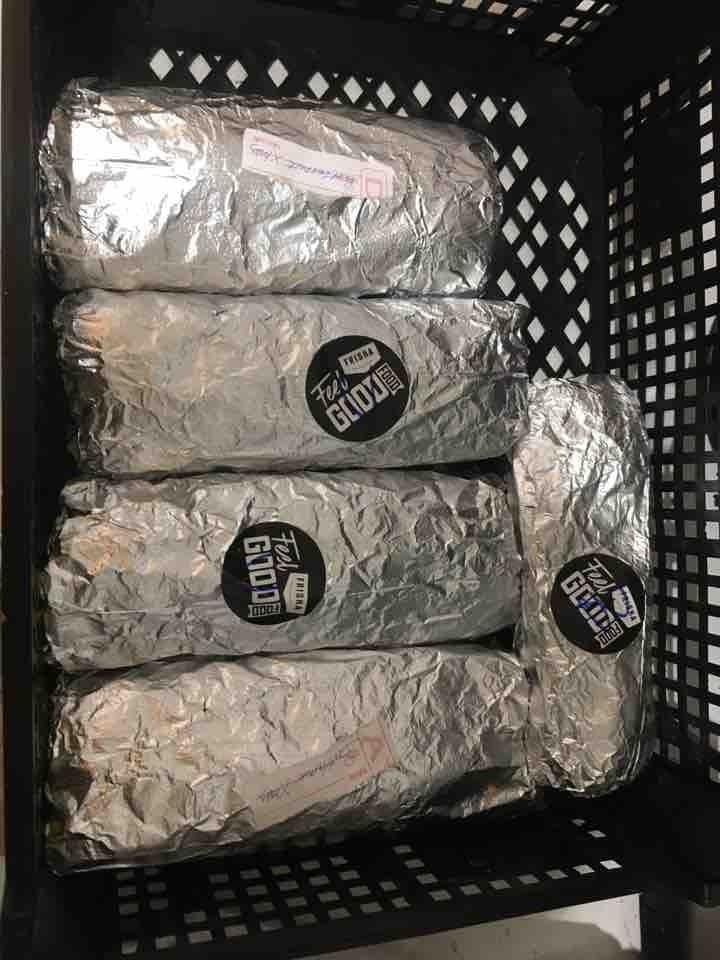FRISKA burritos