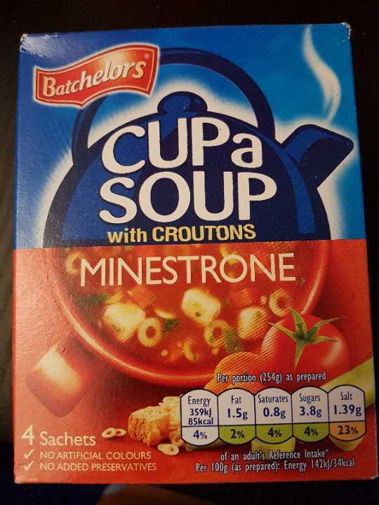 CupaSoup - minestrone