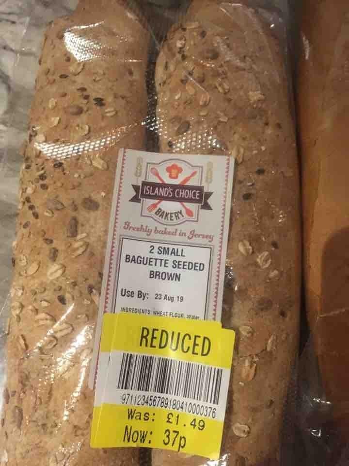 Seeded baguette