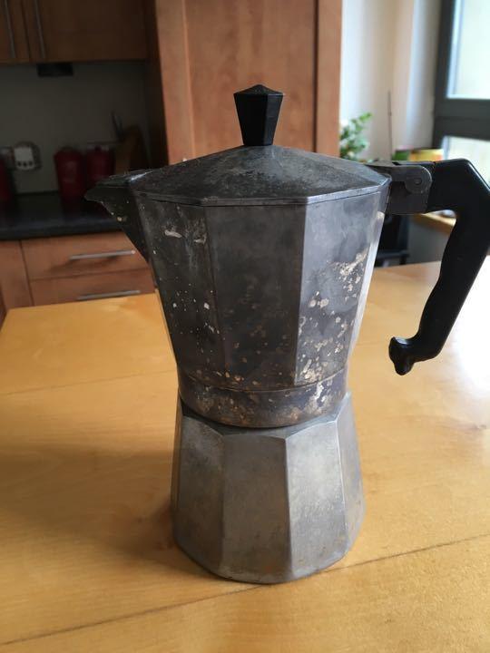Functional coffee maker