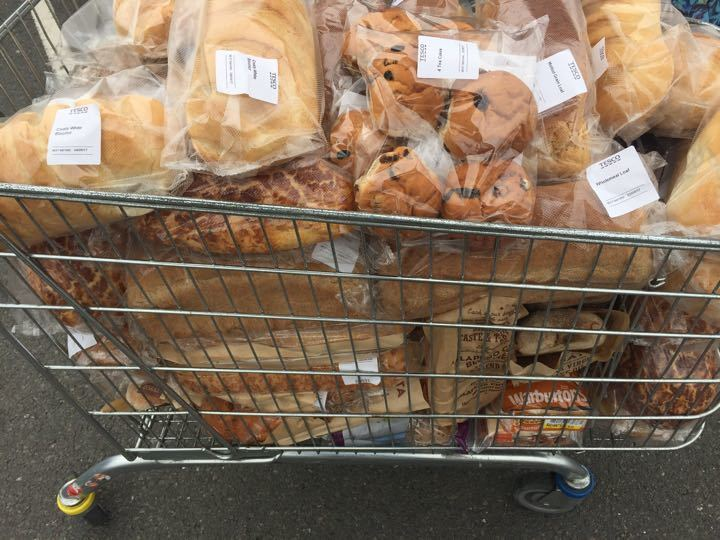 More breads than dreams are made of
