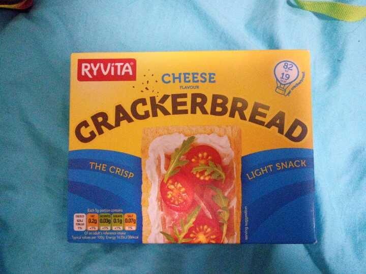 Cheese Crackerbread