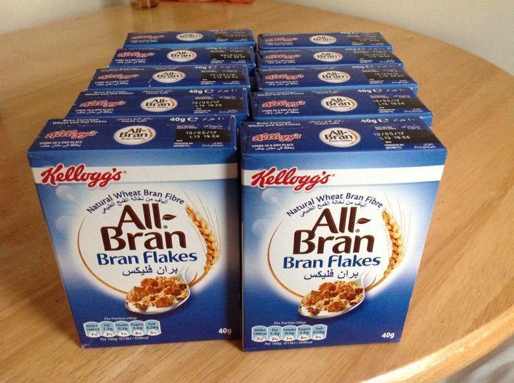 Kellog's All Bran Flakes