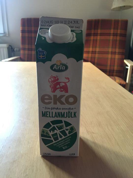 Eko milk