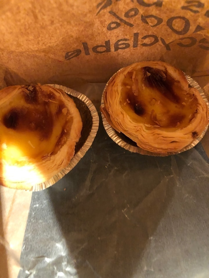 Tesco-🥧 mixed pastries ( custard)