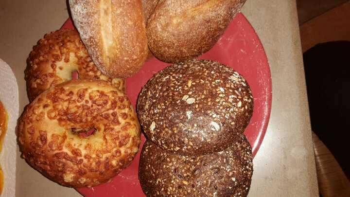 Breads (2+2+3)