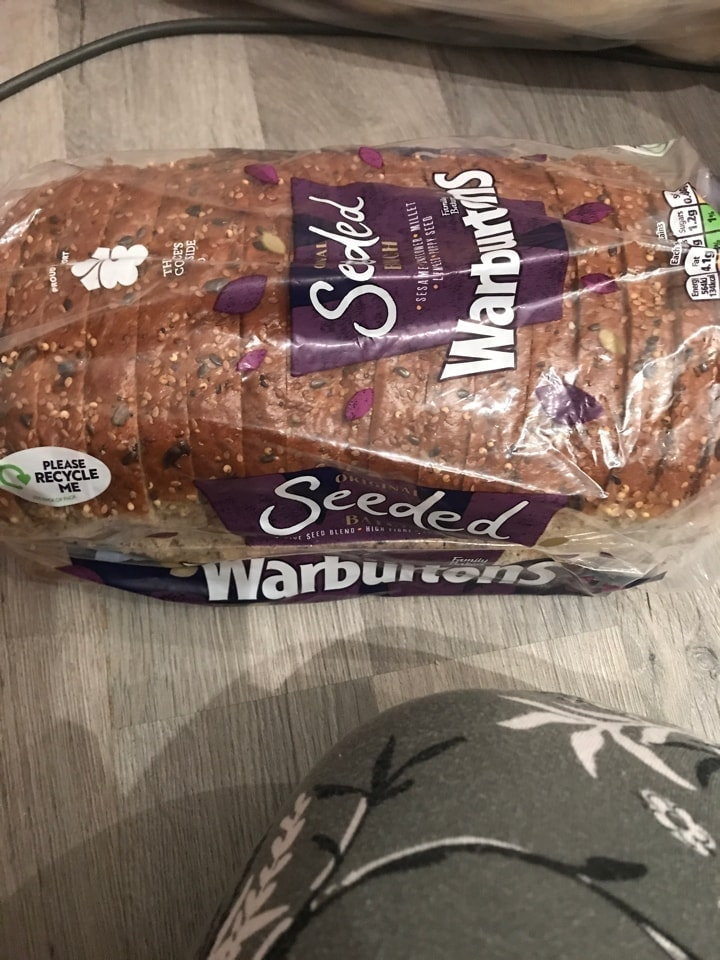 Large seeded loaf