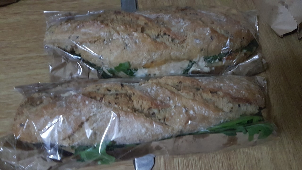 Baguettes  Kindly donated by Fix Whitecross
