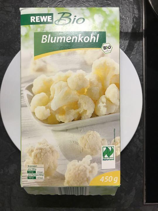 Frozen Blumenkohl